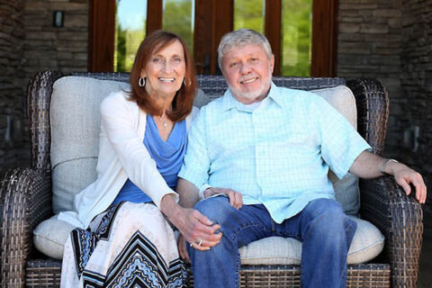 Joe Maynard and Cathi Maynard