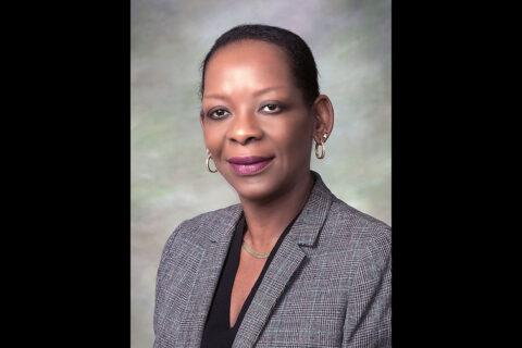 Clarksville-Montgomery County Industrial Development Board Chairman of the Board Khandra Smalley.
