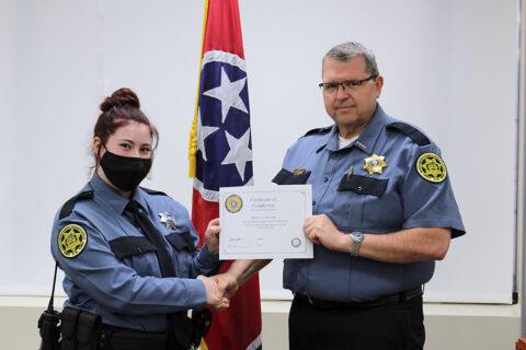 MCSO Deputy Emily Louk