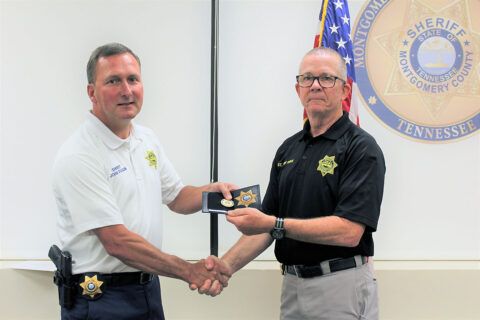 Assistant Chief Deputy Martin Pierce