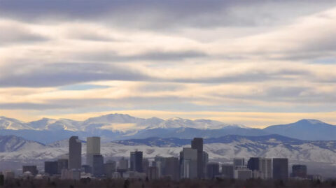 A new study finds that reduced fossil fuel burning due to lockdowns in American and Asian cities caused a global drop in ozone pollution. (Pond5)