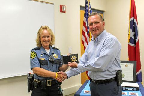 Sergeant Susan Pender