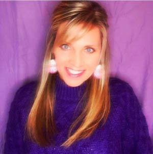 Author Tracey Lynn Webb