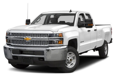2019 Silverado 2500 is one of the models being recalled.