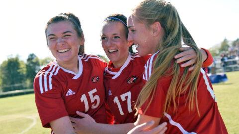 2020 Girls' Soccer Championship. (Signal Mountain)