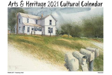 2021 Arts & Heritage Cultural Calendar