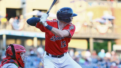 Nashville Sounds Suffers a Walk-Off Defeat in Each Game of Twinbill against Jacksonville Jumbo Shrimp. (Nashville Sounds)