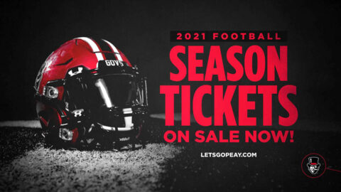 Austin Peay State University 2021 Football Season Tickets are on Sale Now. (APSU Sports Information)