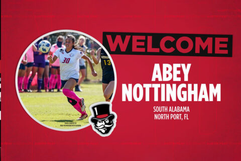 Austin Peay State University Soccer adds Abey Nottingham to roster for upcoming season. (APSU Sports Information)