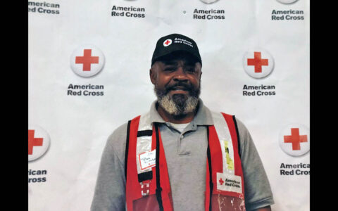 Ron Killebrew (above), Disaster Action Team captain from the Tennessee Region's Mid-South Chapter, completed an in-home visit on April 30, 2019, with a family in Memphis, with volunteer Janelle Wynn, and Red Cross staffer, Joely Cifre, that resulted in saving the lives of six individuals on Dec. 14, 2019.