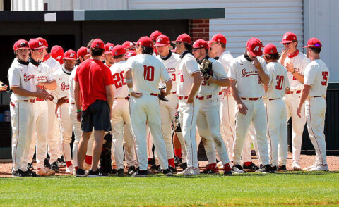 The Austin Peay State University Baseball team named to the 2020-2021 ABCA Team Academic Excellence Award list. (APSU Sports Information)