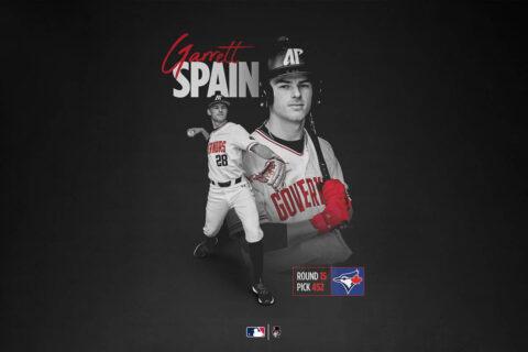 Austin Peay State University Baseball's Garrett Spain. (APSU Sports Information)