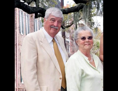 Joe and Inga Filippo. (APSU)
