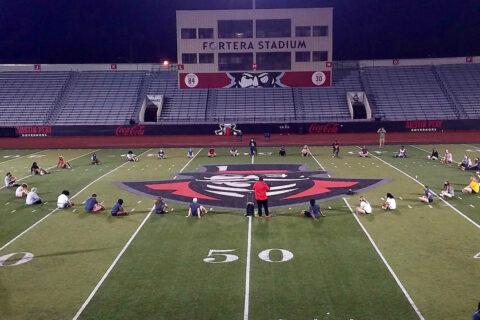 Austin Peay State University's Camp R.O.W. last year. (APSU)