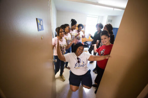 Austin Peay students continue to make memories in housing. (APSU)