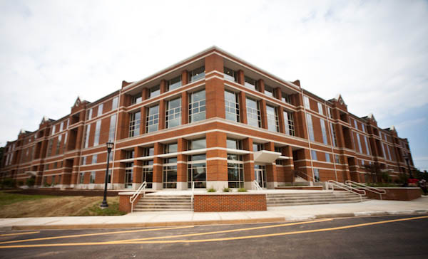 Castle Heights helped bring a new era of housing to Austin Peay. (APSU)