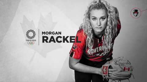 Former Austin Peay State University Softball player Morgan Rackel going to the Olympic Games as a part of Team Canada. (APSU Sports Information)