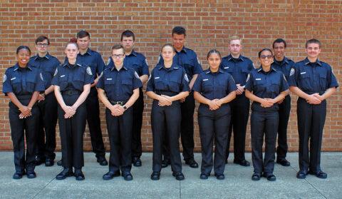 Explorer Academy Graduates