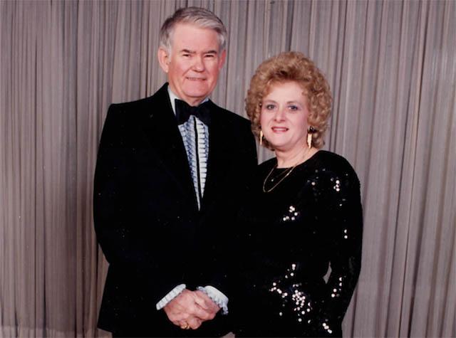 Richard and Anne Sullivan. (APSU)