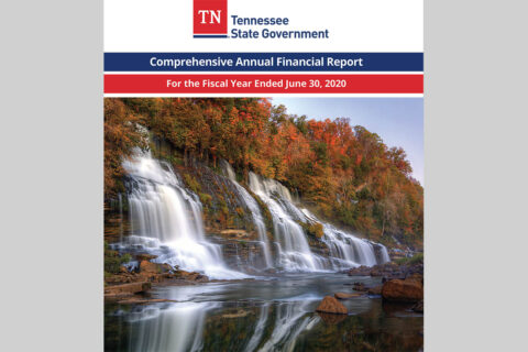 Tennessee State Government Annual Financial Report 2020