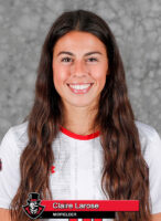 2021 APSU Soccer - Claire Larose. (Robert Smith, APSU Sports Information)