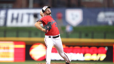 Nashville Sounds pitcher Aaron Ashby Dominates, Shuts Out Toledo Mud Hens. Southpaw Matches Season-High with 11 Strikeouts. (Nashville Sounds)