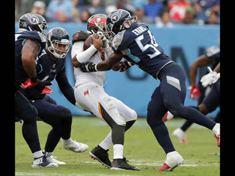 Tennessee Titans play the Tampa Bay Buccaneers this Saturday at 6:30pm. (Tennessee Titans)