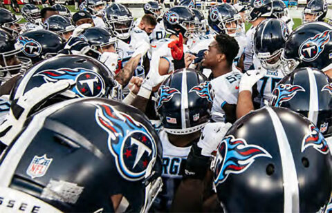 Tennessee Titans are 2-0 in preseason play. (Tennessee Titans)