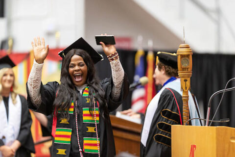 Austin Peay State University's Summer Commencement Ceremony to be held this Friday, August 6th. (APSU)