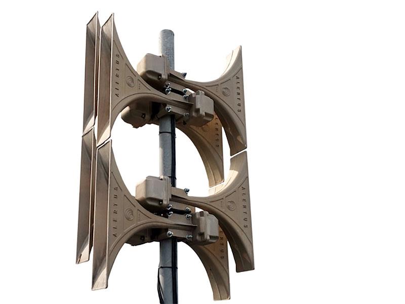 Alertus High Power Speaker Array at Austin Peay State University. (APSU)