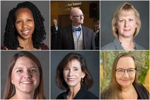 Austin Peay State University recognizes outstanding professors with 2021 Faculty Awards. (APSU)