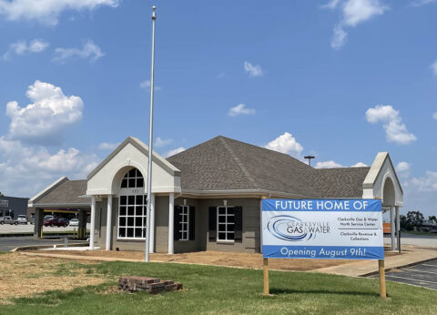 North Clarksville City Services Center opens Monday, August 9th