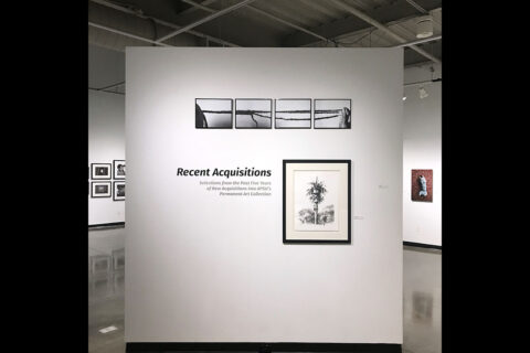The New Gallery at Austin Peay State University. (APSU)