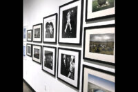 """The New Gallery at Austin Peay State University exhibit """"Recent Acquisitions"""". (APSU)"""
