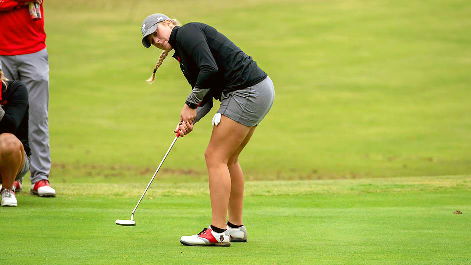Austin Peay State University Women's Golf ready to host F&M Bank APSU Intercollegiate in Springfield Tennessee. (Colby Wilson,APSU Sports Information)