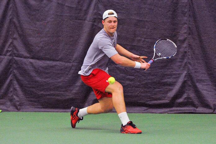 Austin Peay State University Men's Tennis' fall season gets underway at the ITA Ohio Valley Regional. (APSU Sports Information)