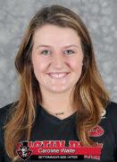 2021-22 APSU Volleyball - Caroline Waite. (Robert Smith, APSU Sports Information)