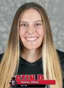 2021-22 APSU Volleyball - Kelsey Mead. (Robert Smith, APSU Sports Information)
