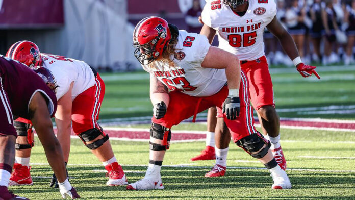 Austin Peay State University Football set to play Tennessee State this Saturday night at Fortera Stadium. (APSU Sports Information)
