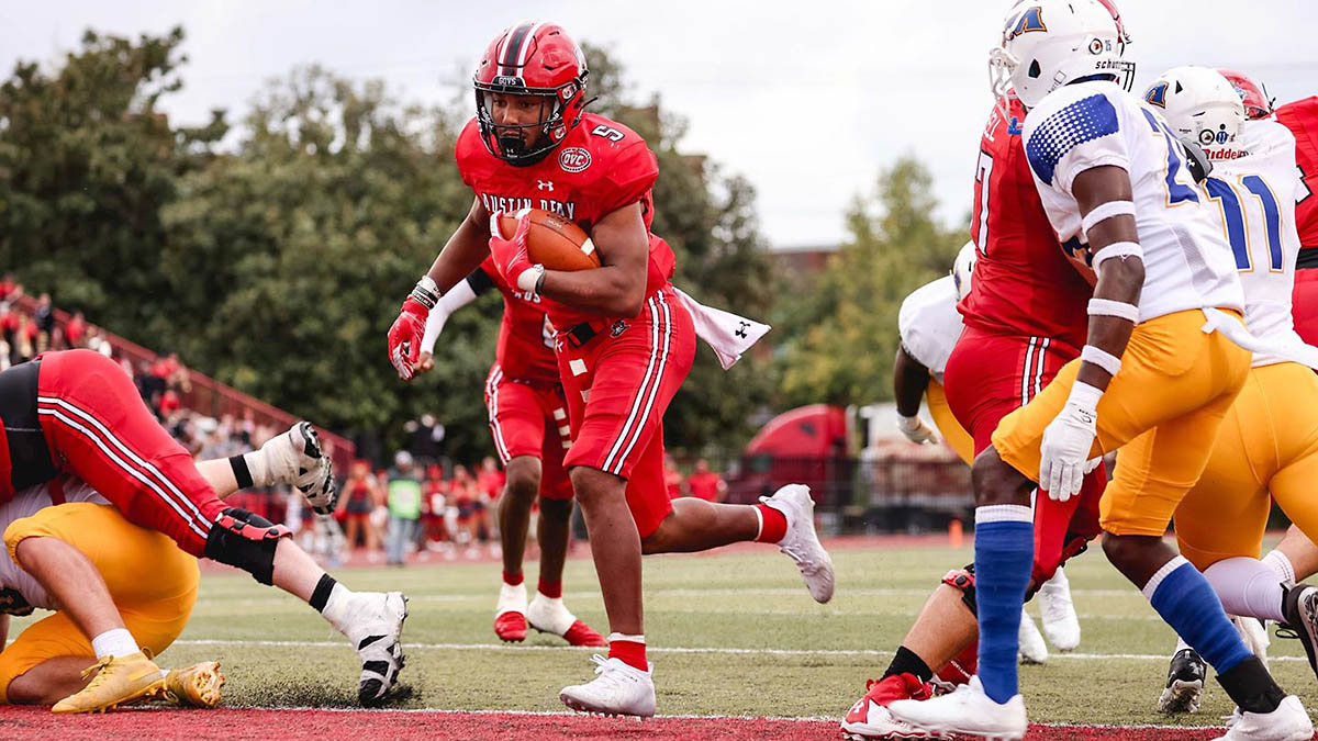 Austin Peay State University Football charges to Eastern Kentucky for Saturday-afternoon battle. (APSU Sports Information)