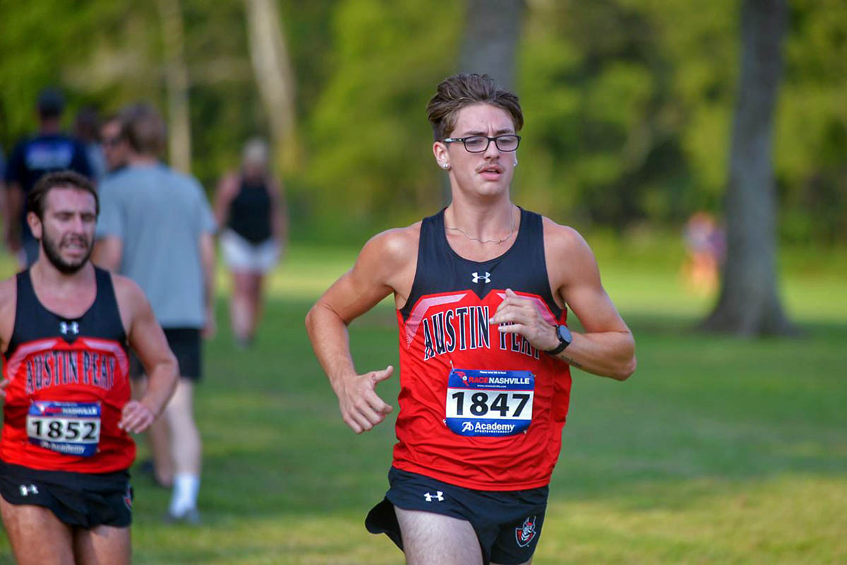 Austin Peay State University Cross Country Teams set for Music City Return at Commodore Classic. (Colby Wilson, APSU Sports Information)