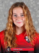 2021 APSU Soccer - Chloé Dion. (Robert Smith, APSU Sports Information)