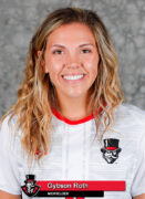2021 APSU Soccer - Gybson Roth. (Robert Smith, APSU Sports Information)