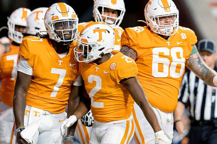 Tennessee Vols Football faces Pittsburgh Panthers in Johnny Majors Classic at Neyland Stadium this Saturday. (UT Athletics)