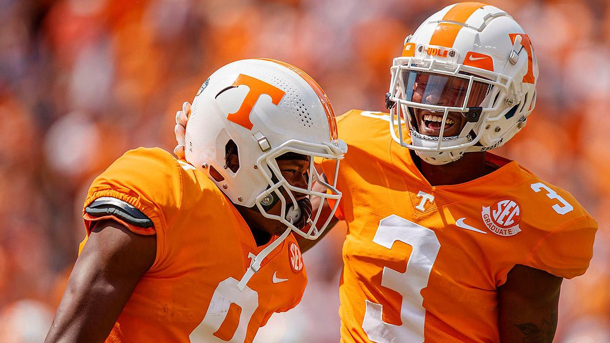 Tennessee Vols Football set to play Tennessee Tech Golden Eagles Saturday at Neyland Stadium. (UT Athletics)