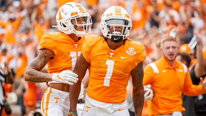 Tennessee Vols Football is Set for Showdown against the Florida Gators in The Swamp to Open SEC Play. (UT Athletics)