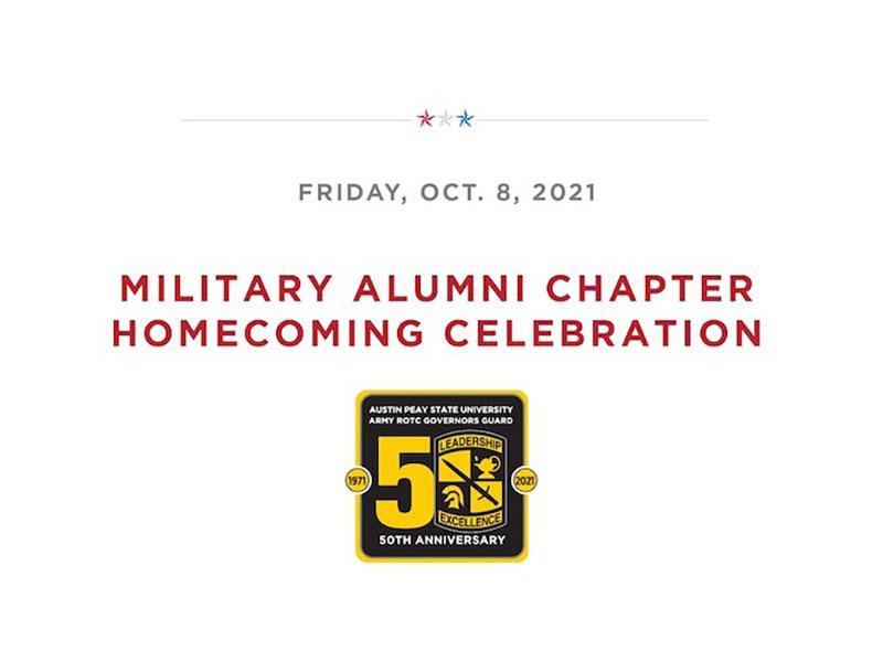 50th anniversary of APSU Army ROTC