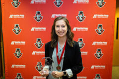 APSU Drane Award Winner Kara Underwood