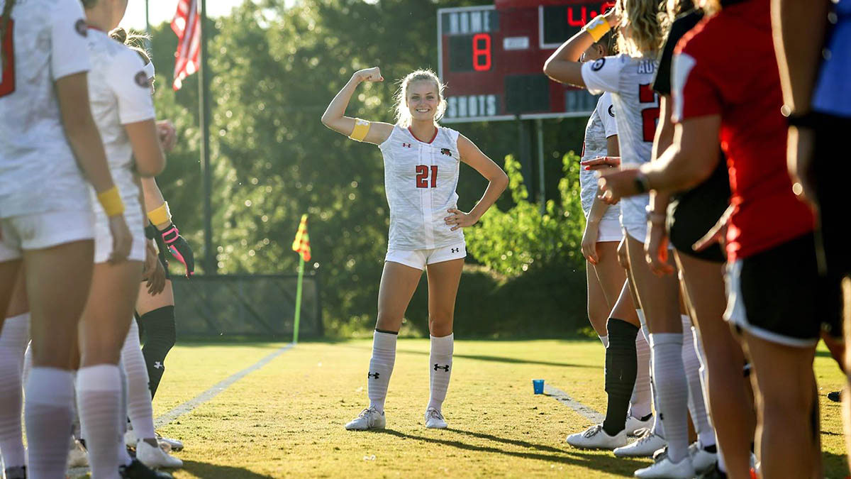 Austin Peay State University Women's Soccer seeks third-straight road win at Alabama A&M. (APSU Sports Information)