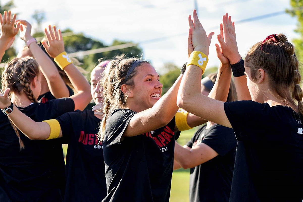 Austin Peay State University Women's Soccer gets Third Straight Road Win at Alabama A&M, Thursday. (APSU Sports Information)